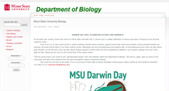 Preview of msubiology.info